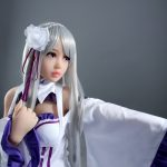 140cm Anime Cosplay Character Sex Doll For Oral Sex