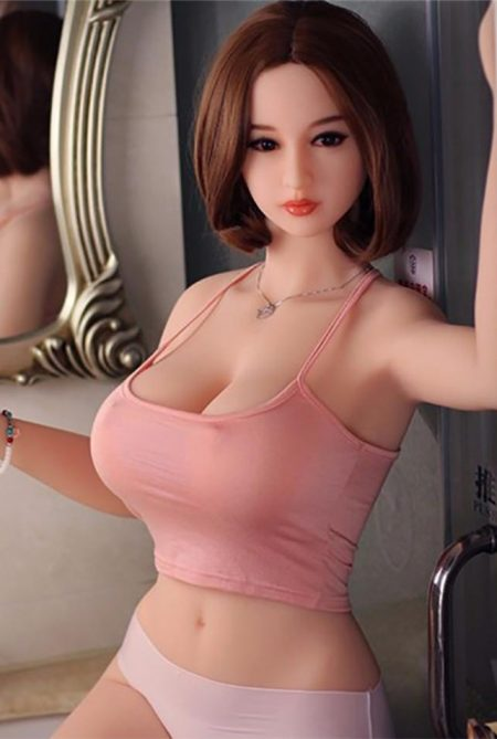 160cm Sexy Real Full Size Latex Sex Doll Tep Sex Doll