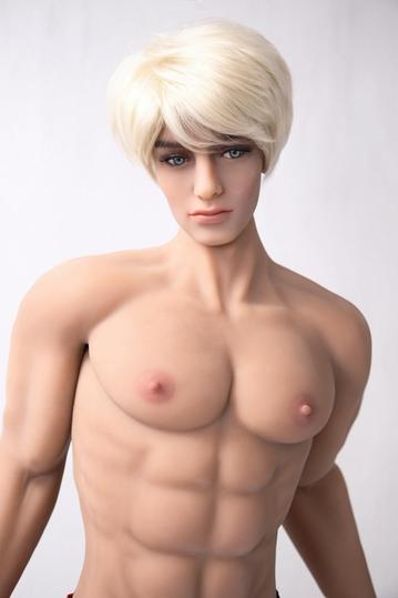 Collin:180 Cm Muscular Gay Sex Doll