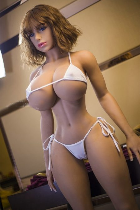 158cm Japanese Adult Real Silicone Thicc Sex Doll
