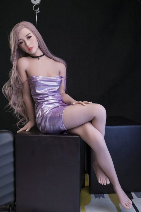 158cm Divine Blonde Teen Sex Doll Rio