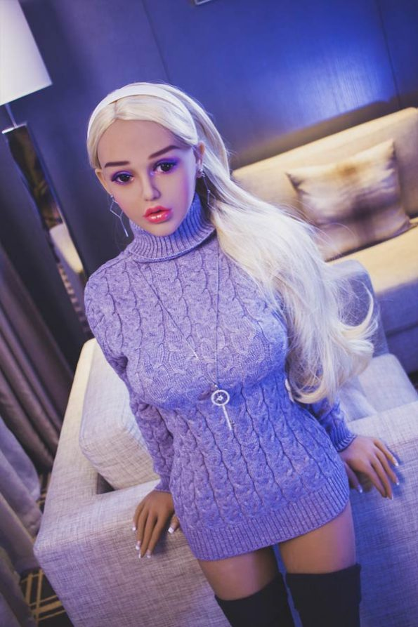 145cm Lifelike Sex Doll European Series Mature