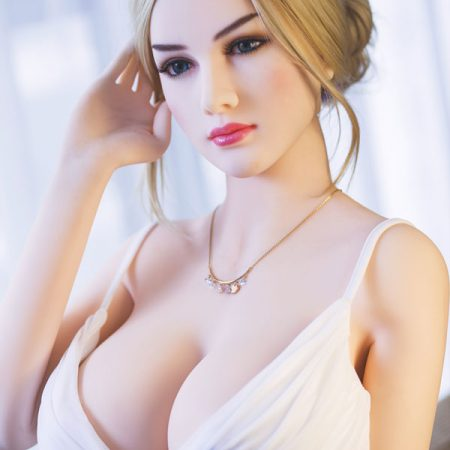 165cm G Cup Blonde Big Chest Living Sex Doll - Aurelia