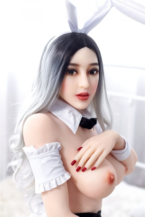 160cm Ruby Real Full Silicone Thick Sex Doll