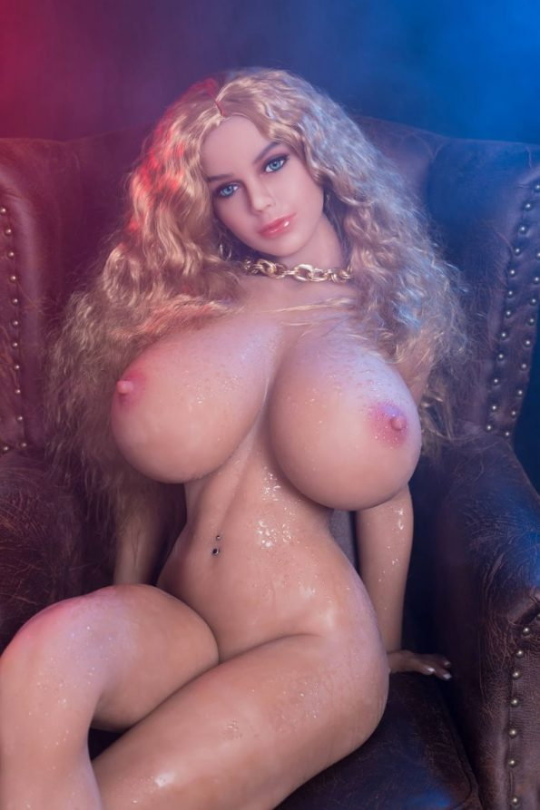 158cm Muscular Girl Sex Doll Kamie