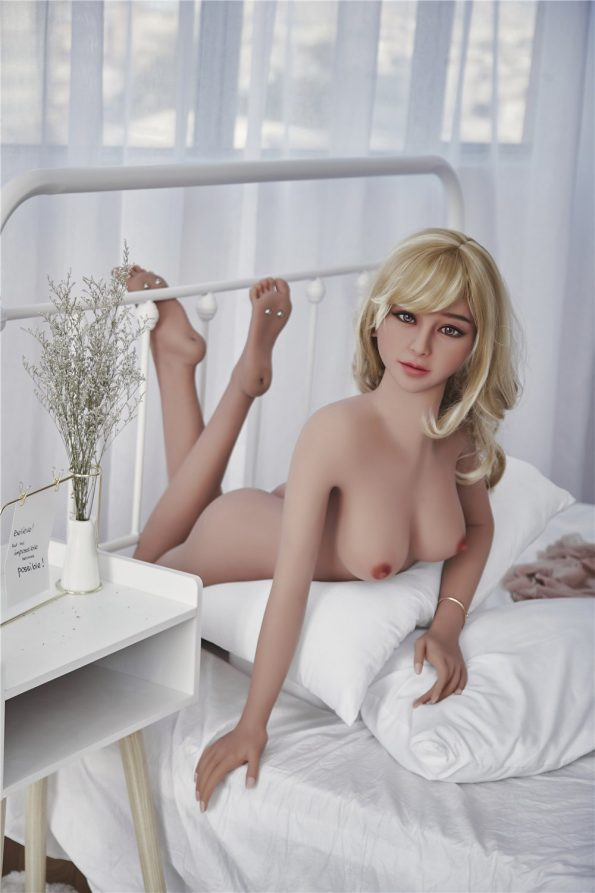158cm Beautiful Richness Brooke Rubber Sex Dolls For Sale