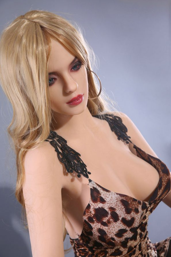Rae:160cm Blonde Real Curvy Sex Doll For Sale