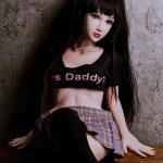 152cm Real Silicone Japanese Sex Dolls - Kimberly