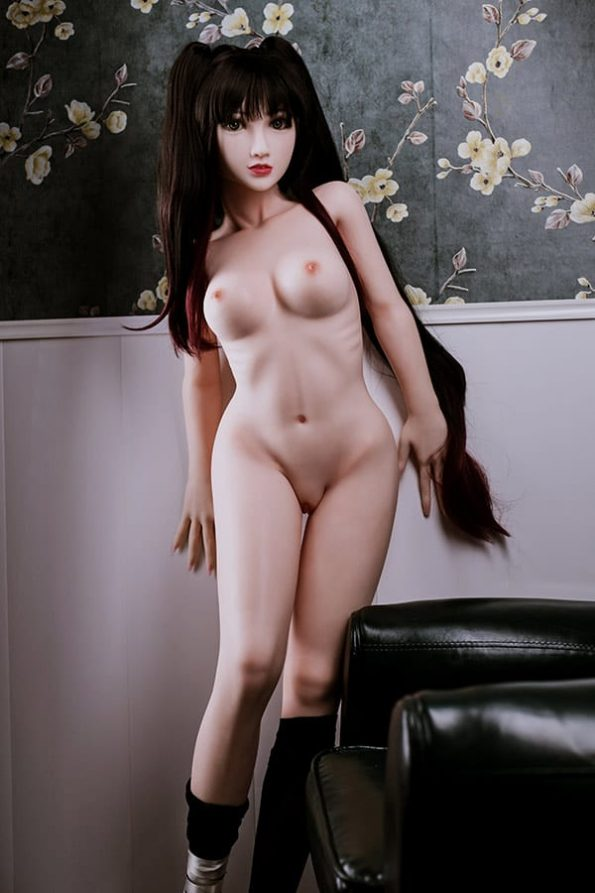 152cm Real Silicone Japanese Sex Dolls – Kimberly