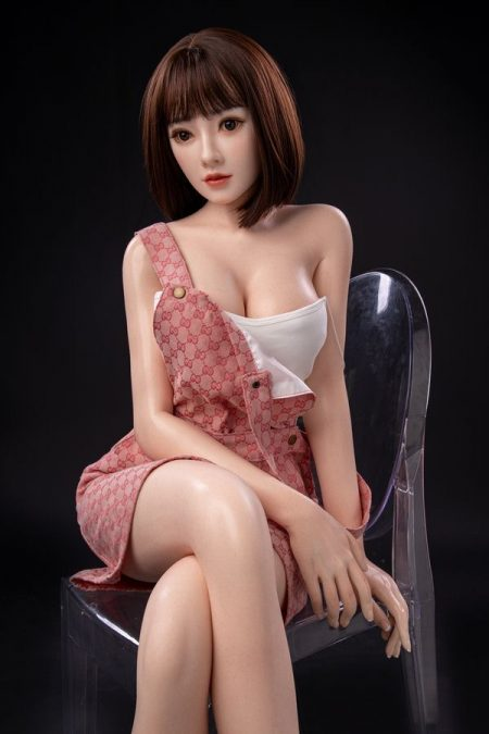160cn Material 100% Silicone Chinese Sex Dolls Realistic Makeup