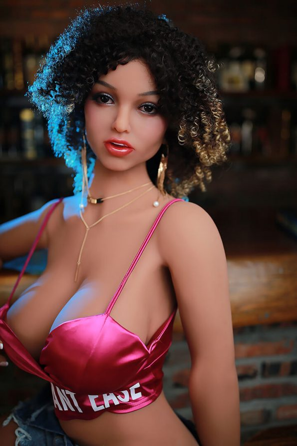 165cm Big Boobs Luxury Latina Sex Doll Short Hair - Jocelyn