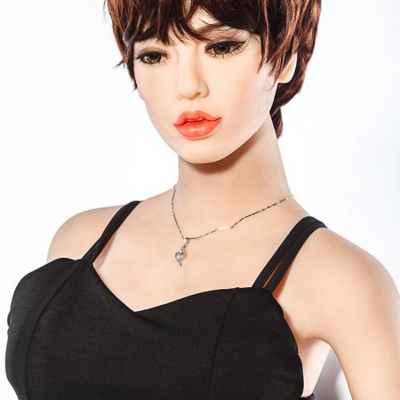 158cm Hair Big Boobs Human Sex Doll - Badia