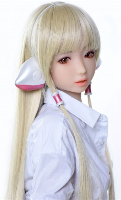 152cm Anime Cute Cartoon Robot Sex Doll - Chi