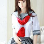 152cm Young Girl Japanese Sex Dolls At School – Abby