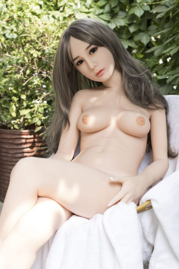 158cm Perfect Wm Lovely Life Size Sex Doll Girlfriend – Emica