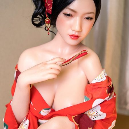 158cm Bonnie Asian Sex Dolls Style Sino Silicone Love Doll