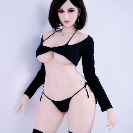 Leah : 161cm big chest fat woman real adult sexy love doll sex