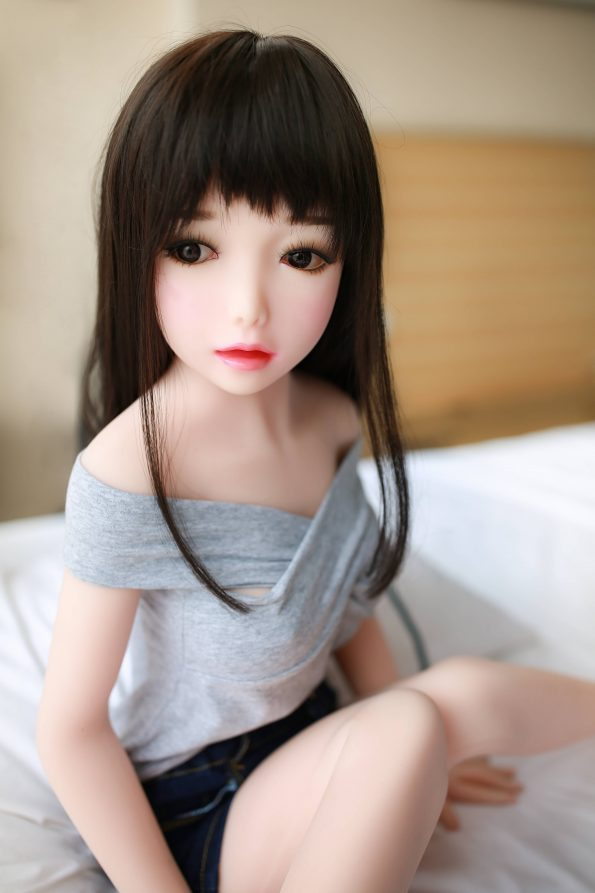 100cm Non-standing White Skin Sex Doll
