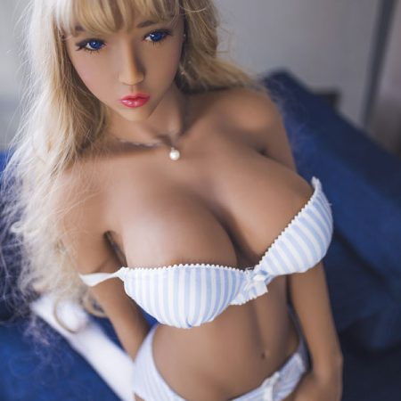 Judith : Buy 141cm senior cheap blonde real fucking sex dolls