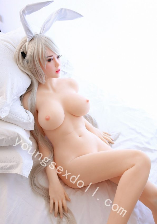 Cute Rabbit Dress Up Hair Big Breasted Female Doll For Men
