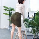 Full-body Female Sex Doll With Short Hair, Professional Attire And Glasses