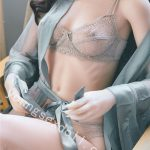 Realistic Sex Doll With Curly Skin In Sexy Flimsy Clothes