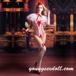 Cosplay Nurse Outfit Sex Doll Clothes