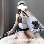 Cosplay Maid Lace Cute Sex Doll Clothes