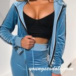 Sexy Long Sleeve Sportswear Sex Doll Clothes